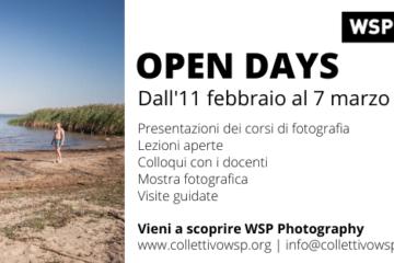 open days 2020