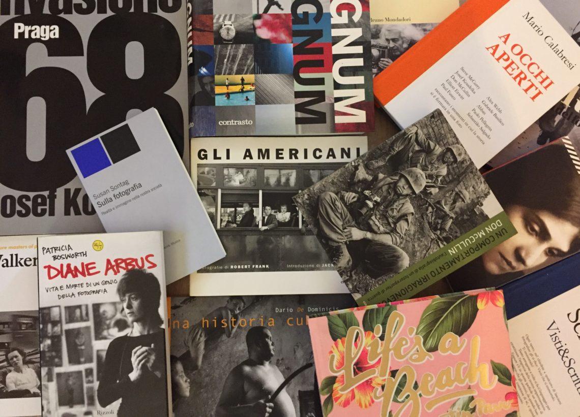 consigli di lettura libri fotografici